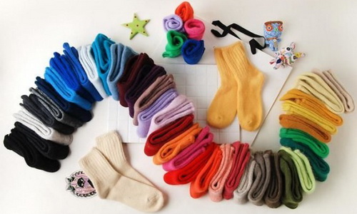 Носки и детские колготки оптом на Складе носков