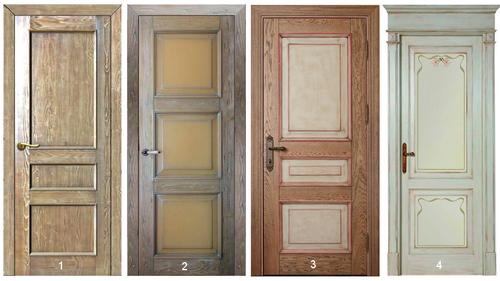 Двери «Прованс»: особенности конструкций и разнообразие моделей