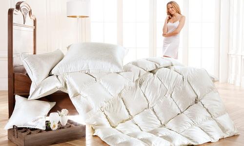 Выбираем хорошее одеяло
