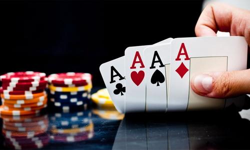 Покер в кино