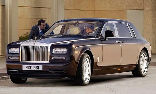 Автомобили Rolls-Royce в Сургуте и проститутки их владельцев